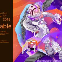 Adobe Illustrator CC 2018.1 Portable