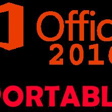 Microsoft Office 2016 Pro Plus Portable