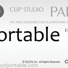 Clip Studio Paint EX 1.5.4 Portable (Manga Studio)