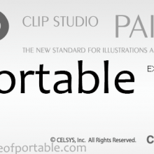 Clip Studio Paint EX 1.7.3 Portable (+Setup)(Manga Studio)