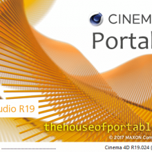 Maxon Cinema 4D Studio R19.024 Portable [Multilanguage] [Plugins] [Update]