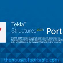 Tekla Structures 2017i SP1 Portable [Multilanguage]