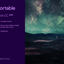 Adobe After Effects CC 2019 Portable [Multilanguage]