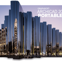 ARCHICAD 20 Portable (Update 5011)(Full Int)(2017)