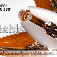Autodesk Fusion 360 Portable (v2.0)