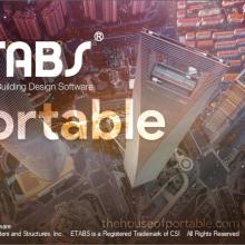 Csi ETABS 17.0.1 Portable