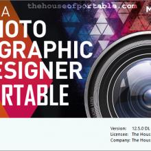 Xara Photo & Graphic Designer 12.5 Portable