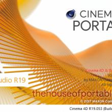 Cinema 4D Studio R19.068 Portable (Multilanguage)(Plugins)(Update)